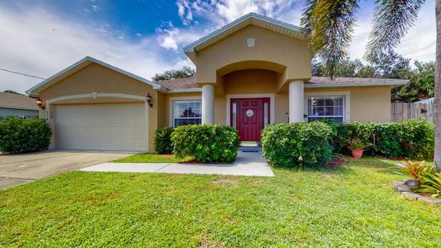 534 NW Sagamore Terrace, Port Saint Lucie, FL 34983 (MLS #RX-10745780) :: Berkshire Hathaway HomeServices EWM Realty