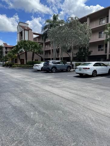 7340 Amberly Lane #109, Delray Beach, FL 33446 (#RX-10745788) :: Ryan Jennings Group