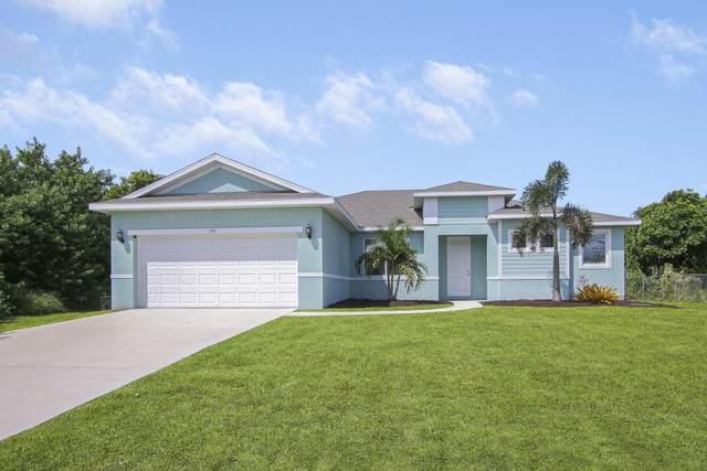 543 SW Crawfish Drive, Port Saint Lucie, FL 34953 (MLS #RX-10745794) :: Castelli Real Estate Services
