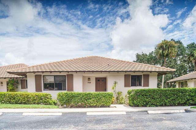 708 Club Drive, Palm Beach Gardens, FL 33418 (#RX-10745807) :: Ryan Jennings Group