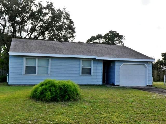 2280 SE Trillo Street, Port Saint Lucie, FL 34952 (MLS #RX-10745808) :: Berkshire Hathaway HomeServices EWM Realty