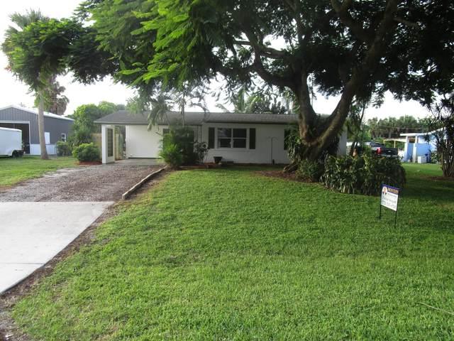 525 SW All American Boulevard, Palm City, FL 34990 (MLS #RX-10745811) :: Berkshire Hathaway HomeServices EWM Realty