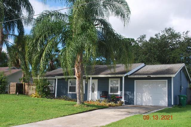 1342 SE Preston Lane, Port Saint Lucie, FL 34983 (MLS #RX-10745823) :: Berkshire Hathaway HomeServices EWM Realty
