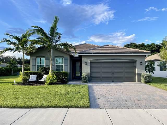 2183 SW Raspberry Place, Palm City, FL 34990 (MLS #RX-10745824) :: Berkshire Hathaway HomeServices EWM Realty