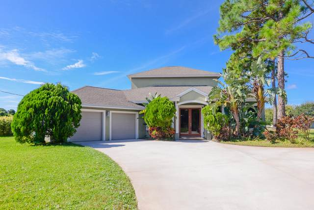 5918 NW Theda Lane, Port Saint Lucie, FL 34983 (MLS #RX-10745843) :: Castelli Real Estate Services
