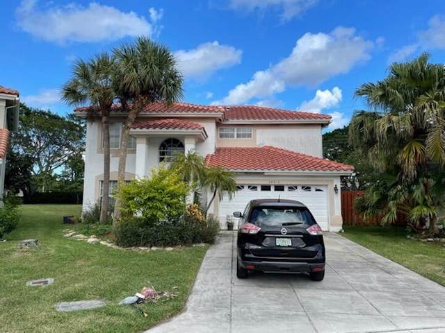 10611 Buttonwood Lake Drive, Boca Raton, FL 33498 (#RX-10745859) :: IvaniaHomes | Keller Williams Reserve Palm Beach