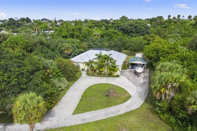 4151 NE Savannah Road, Jensen Beach, FL 34957 (MLS #RX-10745860) :: The Jack Coden Group