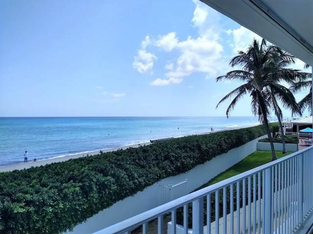 3590 S Ocean Boulevard #202, South Palm Beach, FL 33480 (#RX-10745876) :: Ryan Jennings Group