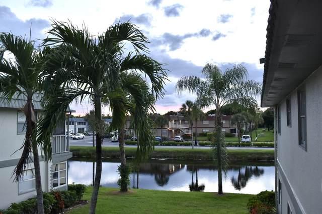 180 Brittany D #180, Delray Beach, FL 33446 (#RX-10745884) :: Heather Towe | Keller Williams Jupiter