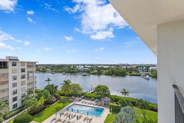 3545 S Ocean Boulevard #705, South Palm Beach, FL 33480 (#RX-10745889) :: Ryan Jennings Group