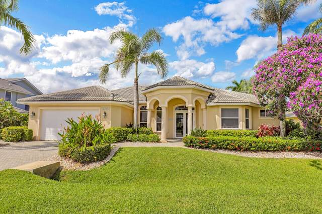 8806 SE Riverfront Terrace, Tequesta, FL 33469 (MLS #RX-10745894) :: The Jack Coden Group