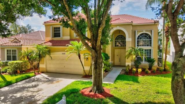6468 NW 78th Place, Parkland, FL 33067 (MLS #RX-10745913) :: Castelli Real Estate Services