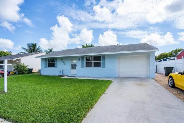 4306 Empire Way, Greenacres, FL 33463 (#RX-10745937) :: Baron Real Estate