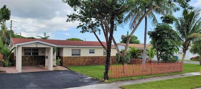 21 NE 57th Court, Oakland Park, FL 33334 (MLS #RX-10745947) :: Berkshire Hathaway HomeServices EWM Realty
