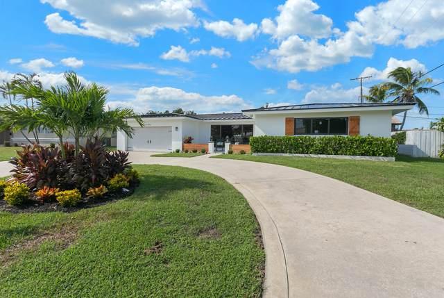 561 SE 14th Street, Pompano Beach, FL 33060 (#RX-10745956) :: Posh Properties
