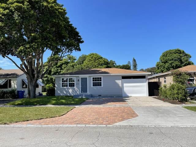 615 W Drew Street, Lantana, FL 33462 (#RX-10745960) :: Heather Towe | Keller Williams Jupiter