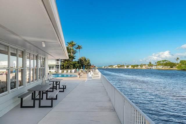 2420 S Federal Highway #17, Boynton Beach, FL 33435 (#RX-10746019) :: Ryan Jennings Group