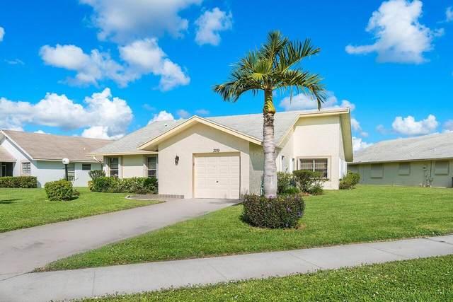 3219 Belleville Road, West Palm Beach, FL 33417 (#RX-10746026) :: Baron Real Estate