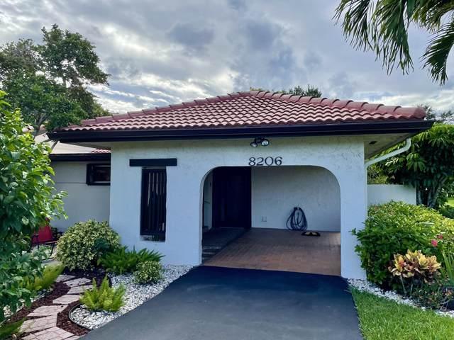 8206 Casa Del Lago 23-A, Boca Raton, FL 33433 (#RX-10746046) :: Ryan Jennings Group