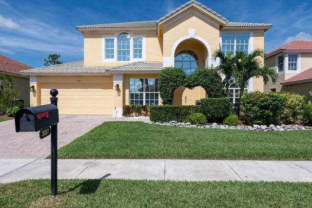 3697 Turtle Island Court, West Palm Beach, FL 33411 (#RX-10746055) :: Ryan Jennings Group