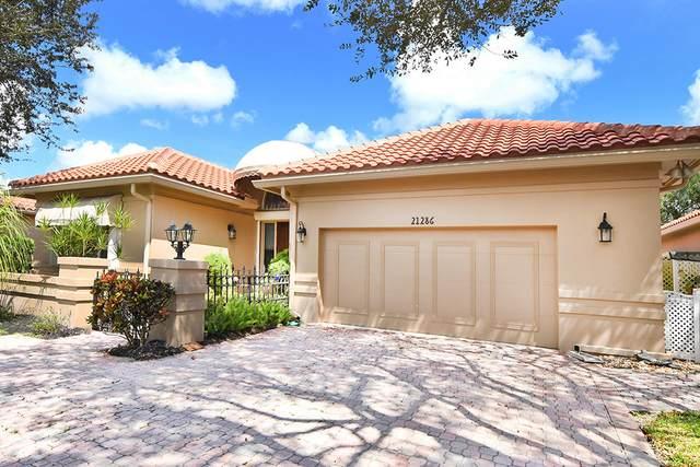 21286 Harrow Court, Boca Raton, FL 33433 (MLS #RX-10746059) :: Castelli Real Estate Services
