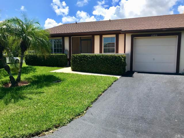 15815 Philodendron Circle, Delray Beach, FL 33484 (#RX-10746065) :: Ryan Jennings Group