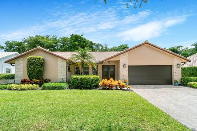 2524 NW 38th Street, Boca Raton, FL 33434 (MLS #RX-10746071) :: Berkshire Hathaway HomeServices EWM Realty