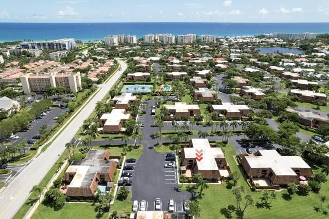 1420 Ocean Way 3B, Jupiter, FL 33477 (MLS #RX-10746073) :: Castelli Real Estate Services