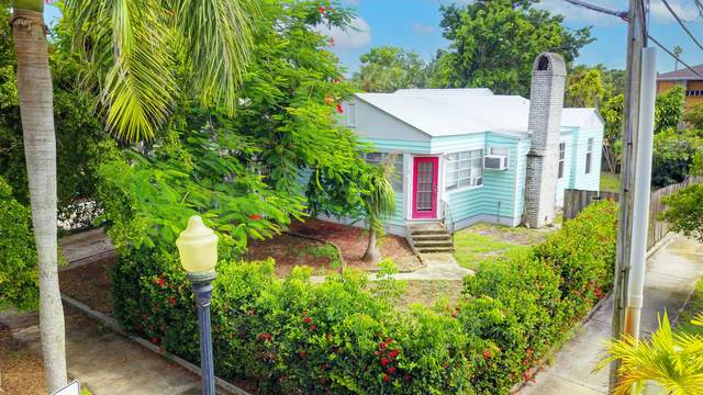 624 Upland Road, West Palm Beach, FL 33401 (MLS #RX-10746078) :: Berkshire Hathaway HomeServices EWM Realty