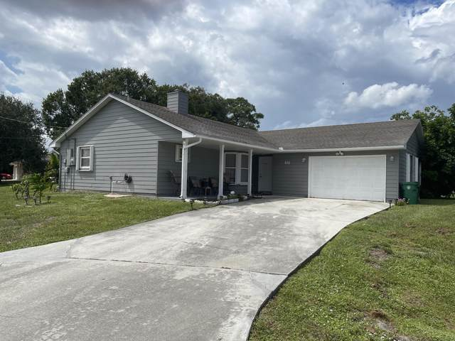 610 NE Emerson Street, Port Saint Lucie, FL 34983 (MLS #RX-10746081) :: Castelli Real Estate Services