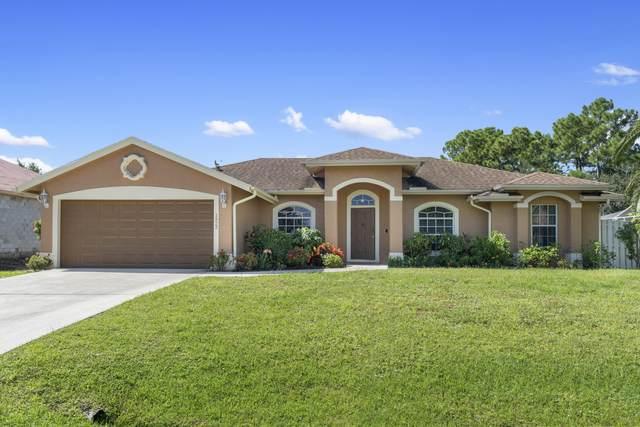 1322 SW Leisure Lane SW, Port Saint Lucie, FL 34953 (#RX-10746085) :: Posh Properties