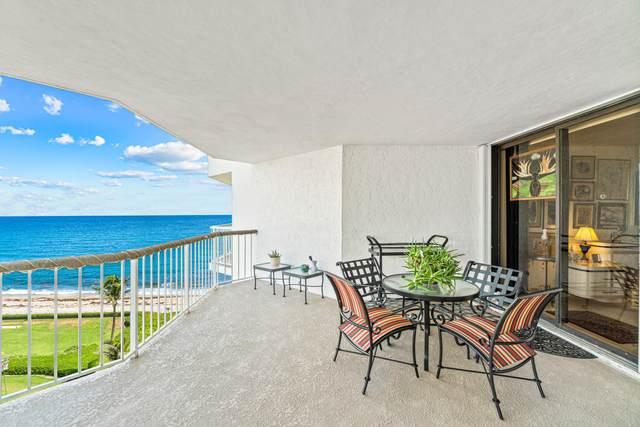 3170 S Ocean Boulevard 704N, Palm Beach, FL 33480 (#RX-10746094) :: The Power of 2 | Century 21 Tenace Realty