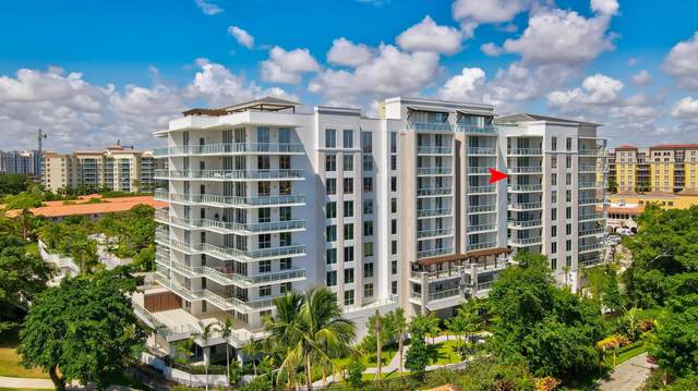 200 SE Mizner Boulevard #714, Boca Raton, FL 33432 (#RX-10746098) :: The Rizzuto Woodman Team