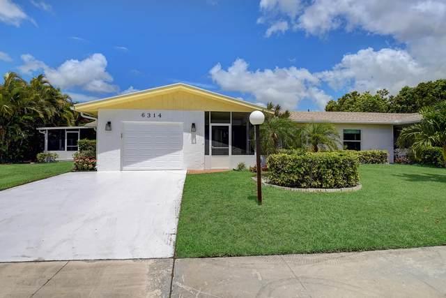 6314 Dusenburg Road, Delray Beach, FL 33484 (MLS #RX-10746101) :: Castelli Real Estate Services