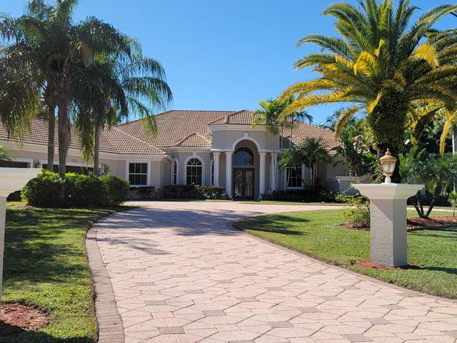 8280 Woodsmuir Drive, Palm Beach Gardens, FL 33412 (MLS #RX-10746128) :: Castelli Real Estate Services