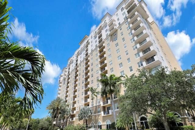 616 Clearwater Park Road #504, West Palm Beach, FL 33401 (MLS #RX-10746133) :: Berkshire Hathaway HomeServices EWM Realty