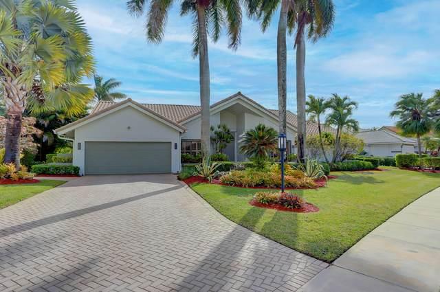 17556 Charnwood Drive, Boca Raton, FL 33498 (#RX-10746144) :: The Power of 2   Century 21 Tenace Realty