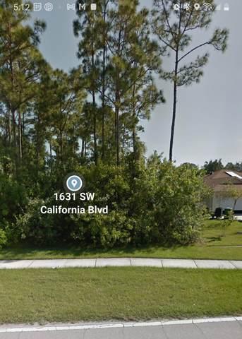 1631 SW California Boulevard, Port Saint Lucie, FL 34953 (#RX-10746151) :: Heather Towe | Keller Williams Jupiter