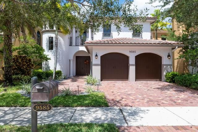 9585 Kenley Ct, Parkland, FL 33076 (MLS #RX-10746174) :: Castelli Real Estate Services
