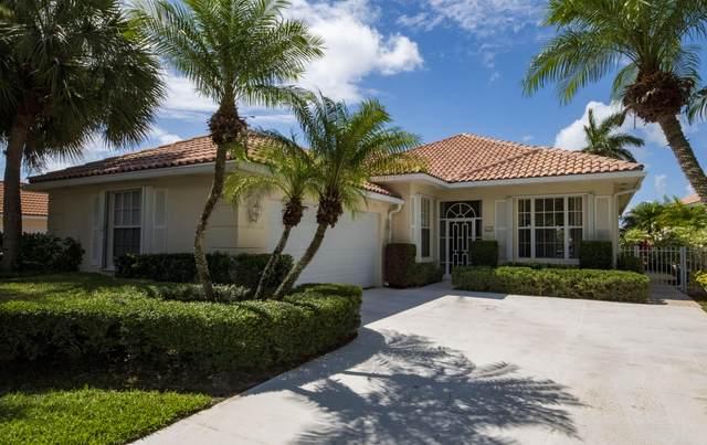 538 E Tall Oaks Drive, Palm Beach Gardens, FL 33410 (MLS #RX-10746201) :: Castelli Real Estate Services