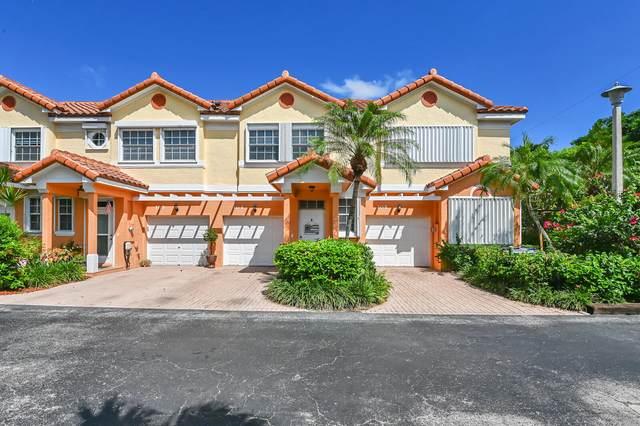 1962 NE 7th Street #105, Deerfield Beach, FL 33441 (#RX-10746203) :: Posh Properties