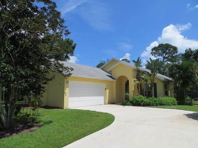 1725 SE Clearmont Street, Port Saint Lucie, FL 34983 (MLS #RX-10746206) :: The Jack Coden Group