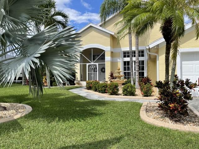 198 SW Dalton Circle, Port Saint Lucie, FL 34953 (#RX-10746221) :: Posh Properties