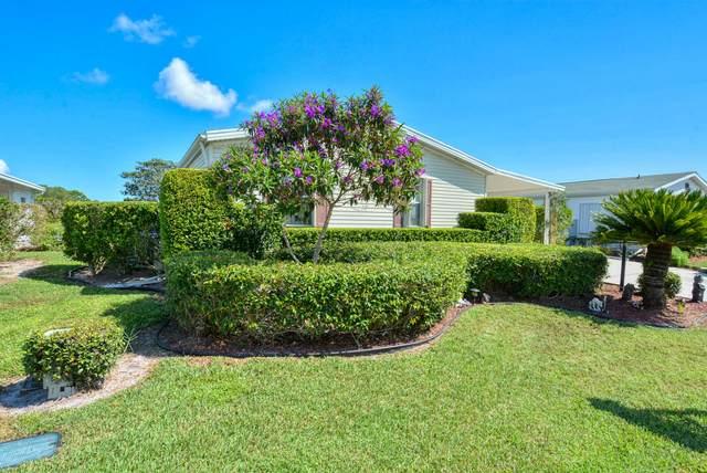 3720 Sandlace Court, Port Saint Lucie, FL 34952 (MLS #RX-10746232) :: The Jack Coden Group