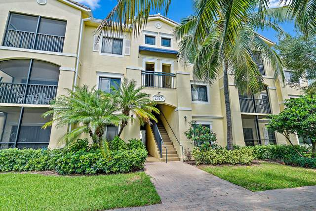 2725 Anzio Court #203, Palm Beach Gardens, FL 33410 (MLS #RX-10746256) :: The Jack Coden Group