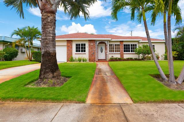 361 Franklin Road, West Palm Beach, FL 33405 (MLS #RX-10746267) :: Berkshire Hathaway HomeServices EWM Realty