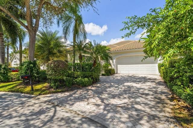 1134 Crystal Drive, Palm Beach Gardens, FL 33418 (MLS #RX-10746271) :: Castelli Real Estate Services