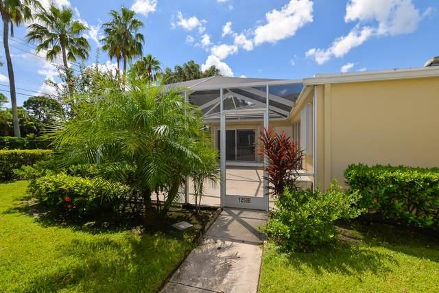 1258 NW Sun Terrace Circle 20B, Port Saint Lucie, FL 34953 (MLS #RX-10746275) :: The Jack Coden Group