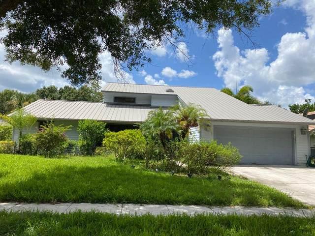 18820 Misty Lake Drive, Jupiter, FL 33458 (MLS #RX-10746283) :: Castelli Real Estate Services