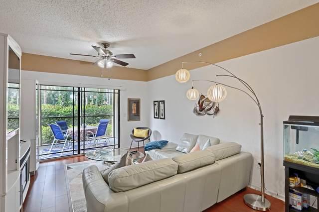 2727 Anzio Court #108, Palm Beach Gardens, FL 33410 (MLS #RX-10746292) :: The Jack Coden Group